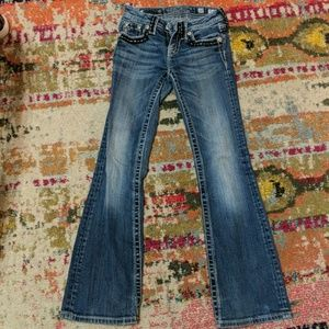 Miss me Girls size 10 boot cut